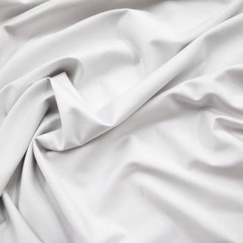Percal 400 fios Branco 100% algodão - largura 2,80m